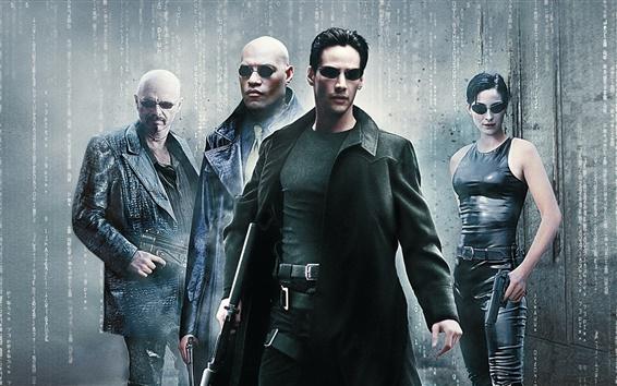 Wallpaper 1999 movie, The Matrix