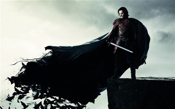 Papéis de Parede Dracula Untold 2014, Luke Evans