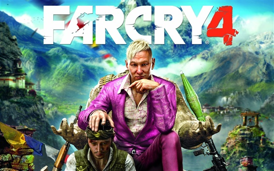 Wallpaper Far Cry 4