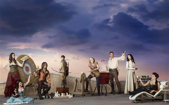 Papéis de Parede Once Upon A Time, séries TV HD