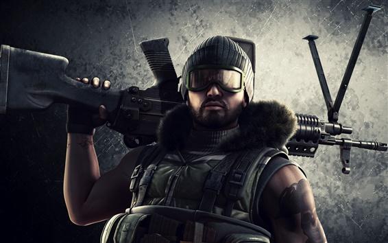 Fonds D Ecran Point Blank Des Terroristes Des Jeux Pc