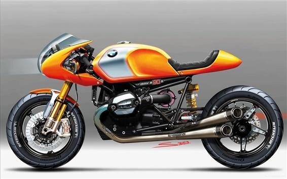 壁紙 BMWのコンセプト2013バイク
