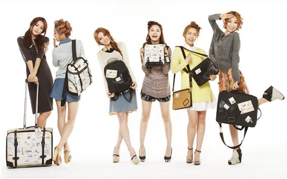 Wallpaper Dal Shabet korea music girls 06