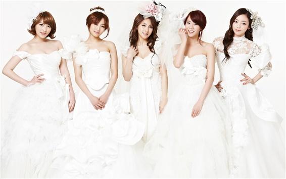 Fondos de pantalla Niñas Corea KARA 03