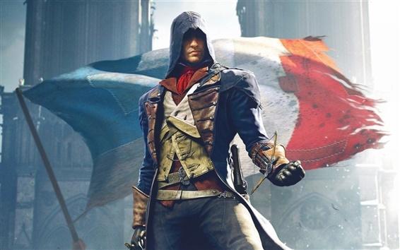 Wallpaper Assassin's Creed: Unity, Ubisoft