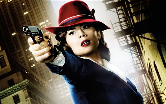 Fondos de pantalla Hayley Atwell, Agente Carter