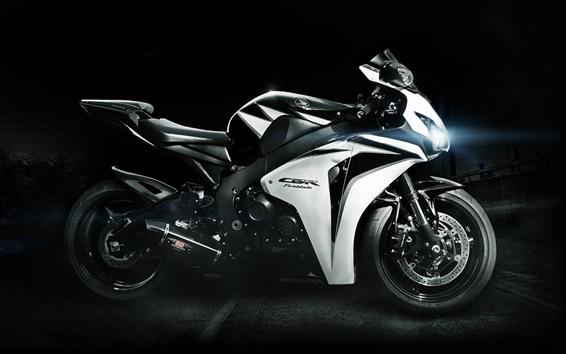 Wallpaper Honda CBR motorcycle