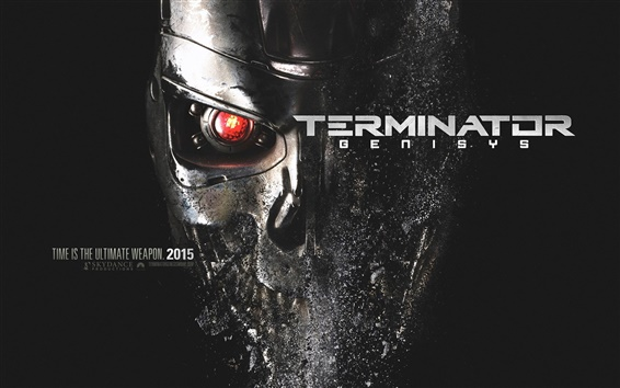 Wallpaper Terminator: Genisys 2015