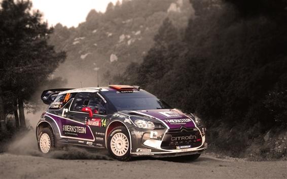Wallpaper Citroen DS3 Rally, Car, Sports