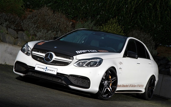 Wallpaper 2014 Posaidon Mercedes-Benz E63 AMG RS 850 car