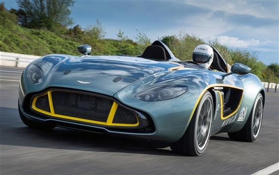 Papéis de Parede Carro Aston Martin CC100 Speedster Concept