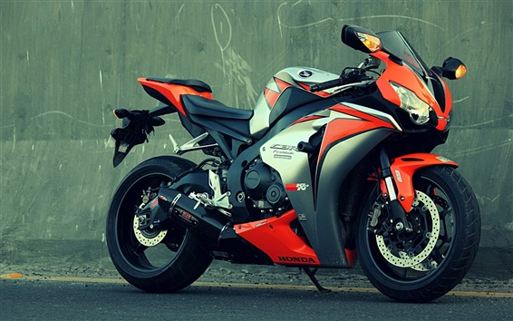 Wallpaper Honda CBR 1000 motorcycle