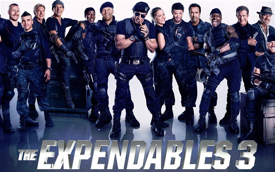 Fondos de pantalla The Expendables 3