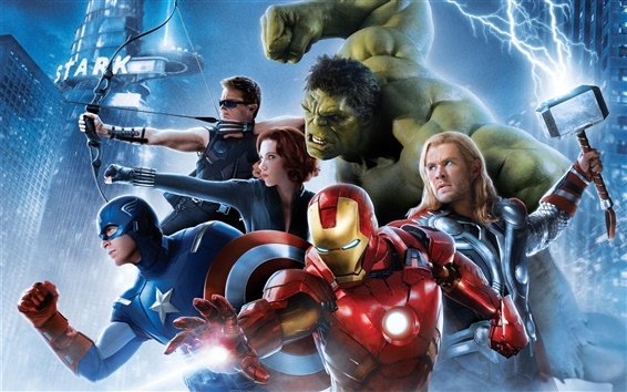 Wallpaper 2015 movie, Avengers: Age of Ultron