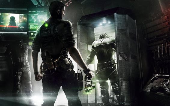 Fondos de pantalla Tom Clancy Splinter Cell: Blacklist