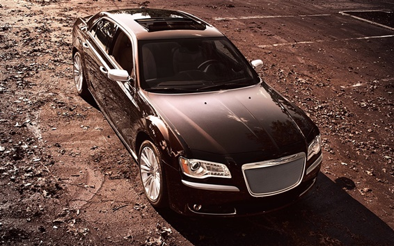 Wallpaper Chrysler 300 Luxury car