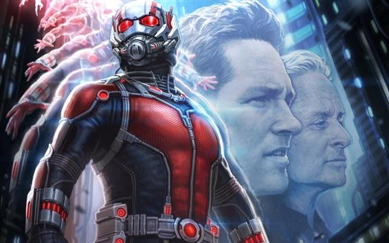 Papéis de Parede Homem-Formiga, da Marvel Comics