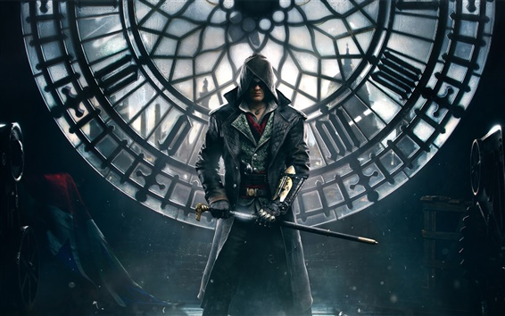 Wallpaper Assassin's Creed: Syndicate
