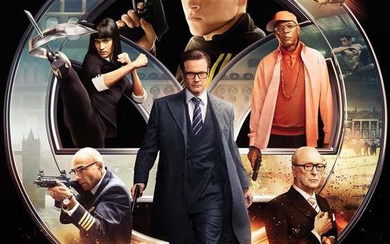 Hintergrundbilder Kingsman: Der Secret Service