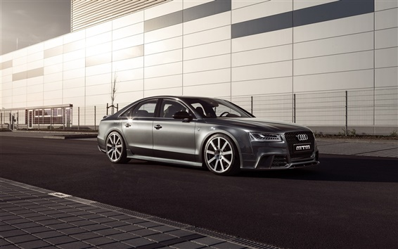 Wallpaper MTM Audi S8 Talladega car