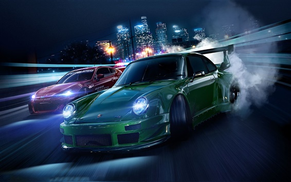 Fondos de pantalla Need for Speed, 2015 juego