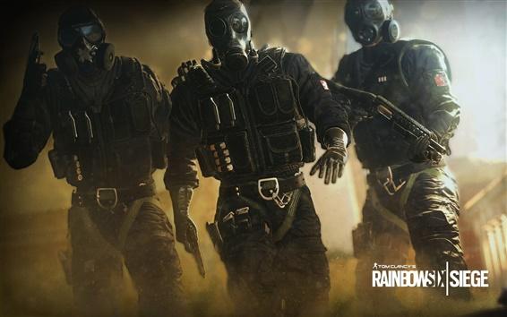 Fondos de pantalla Rainbow Six: Siege