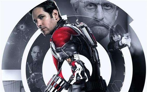 Fondos de pantalla Ant-Man, Paul Rudd