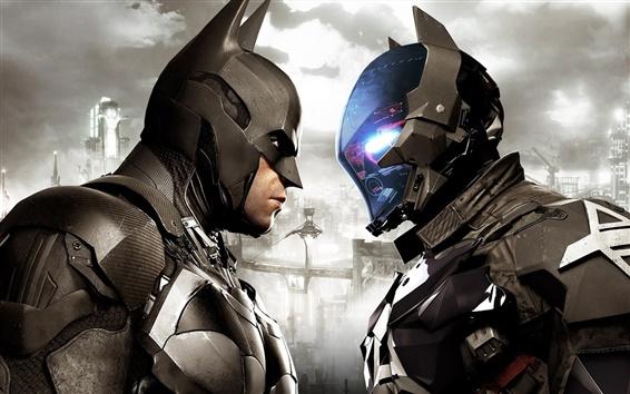 Fond d'écran Batman: Arkham Knight, défis