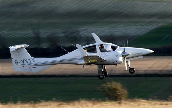 Fond d'écran Diamond DA42, bi-moteur, avion