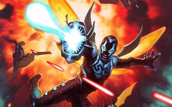 Fond d'écran Infinite Crisis, jeu HD