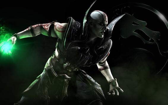 Fond d'écran Mortal Kombat X, jeu PC