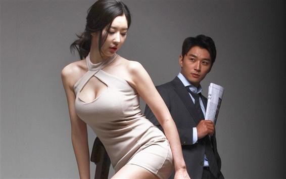 Fondos de pantalla Propósito de la Reunión, coreano película 2015