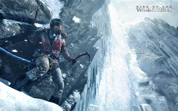 Обои Восстание Raider Tomb, 2015 игра