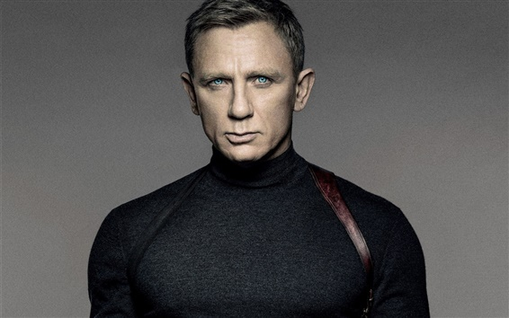 Wallpaper Spectre, 007 movie 2015