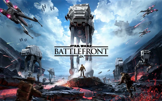 Fondos de pantalla Star Wars: Battlefront