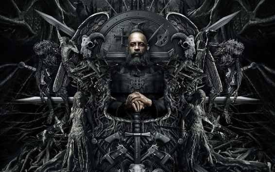 Wallpaper The Last Witch Hunter 2015