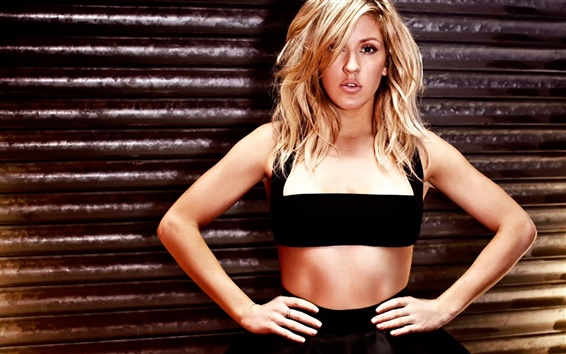 Wallpaper Ellie Goulding 03