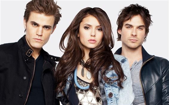 Papéis de Parede Série de TV, The Vampire Diaries