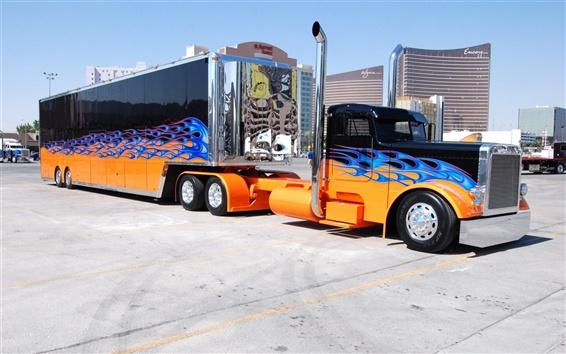 Обои грузовики