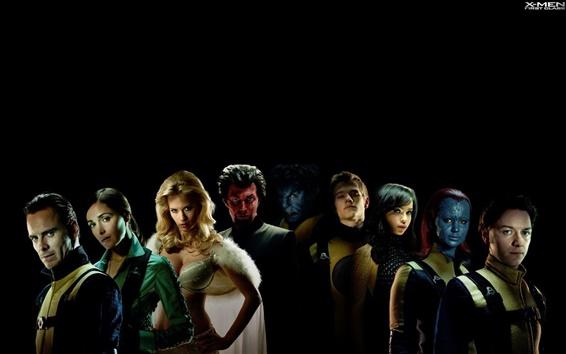 Papéis de Parede X-Men: First Class HD