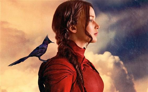 Papéis de Parede 2015 The Hunger Games: Mockingjay, Parte 2, Jennifer Lawrence