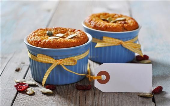 Wallpaper Cupcakes, food, cake, sweet