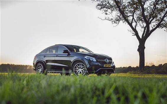 Fondos de pantalla Mercedes-Benz AMG GLE63 SUV
