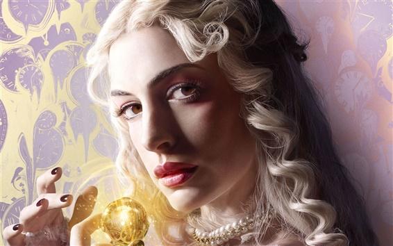 Обои Алиса в Зазеркалье