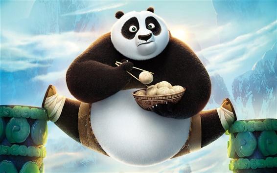 Papéis de Parede Kung Fu Panda 3