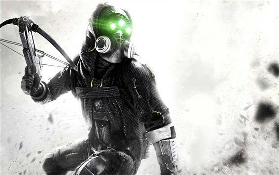 Wallpaper Splinter Cell: Blacklist, PC game