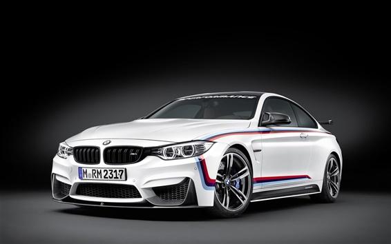 Обои BMW M4 купе F82 автомобиль