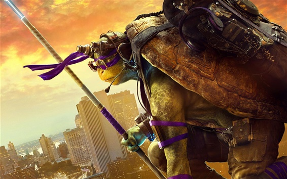 Papéis de Parede Teenage Mutant Ninja Turtles: Out of the Shadows