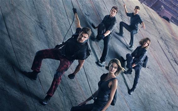 Wallpaper The Divergent Series: Allegiant