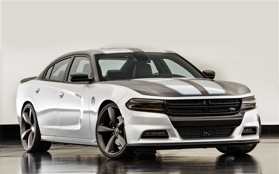 Wallpaper Dodge Charger Deep Stage 3 supercar